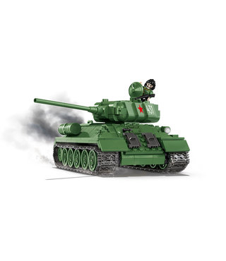 Cobi Historical Collection T-34/85 Tank - 2476A