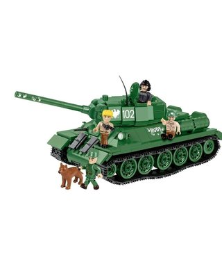 Cobi Historical Collection Rudy 102 T-34/85 - 2486A