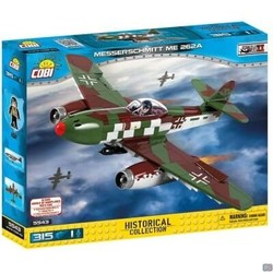 Cobi Historical Collection Messerschmitt ME 262A Schwalbe - 5543