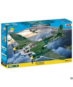 Cobi Historical Collection Heinkel He 111 P-4 - 5534