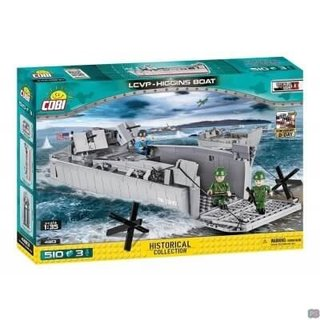 Cobi Historical Collection LCVP Higgins Boot - 4813