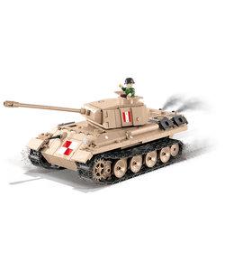 Cobi World Of Tanks Panther Warsaw Uprising - 3035
