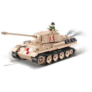 Cobi World Of Tanks Panther Warsaw Uprising - 3035