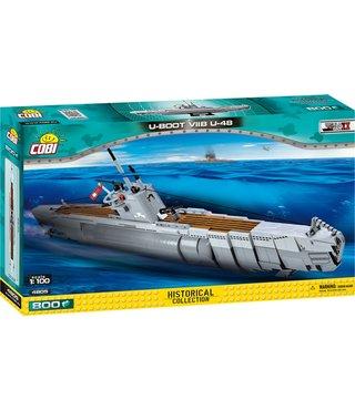 Cobi Small Army Submarine U-Boot - 4805
