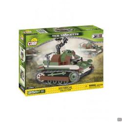 Cobi Historical Collection TKS Tankette - 2383