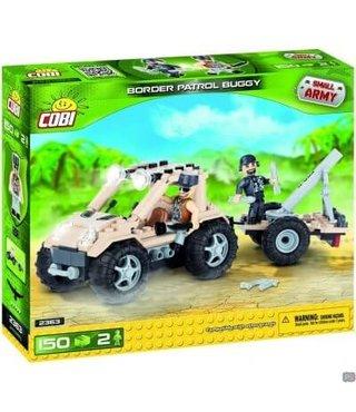 Cobi Small Army Border Patrol Buggy - 2363