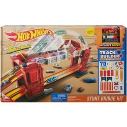 Hot Wheels - Track Builder Stuntbrug Set - Racebaan