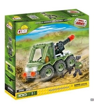 Cobi Small Army Missile Launcher - 2196