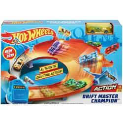 Hot Wheels Driftkampioen 3-in-1 Race Rally