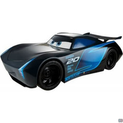 Cars 3 Jackson Storm van 50 cm - Speelgoedauto