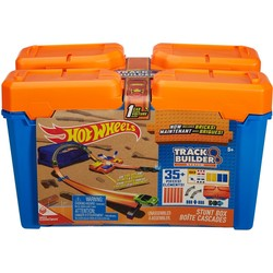 Hot Wheels Track Builder Stunt Box - Racebaan