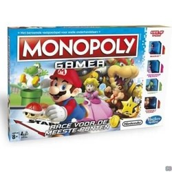 Monopoly Gamer - Bordspel
