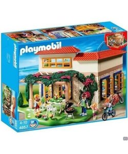 Playmobil Vakantiehuis - (4857)