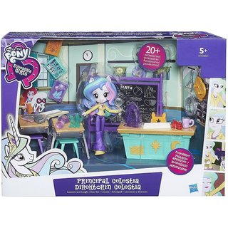 My Little Pony - Equestria Girls - Principal Celestia