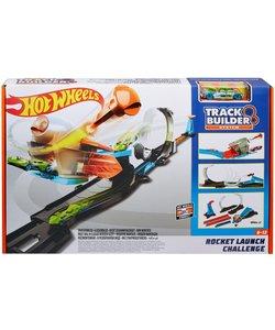 Hot Wheels Track Builder Blast Off Challenge - Racebaan