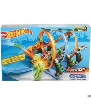 Hot Wheels - Kurkentrekker Crash - Racebaan