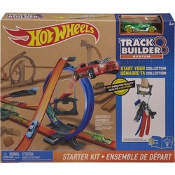 Hot Wheels Baanbouwset - Racebaan