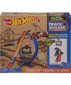 Hot Wheels Baanbouwset - Racebaan