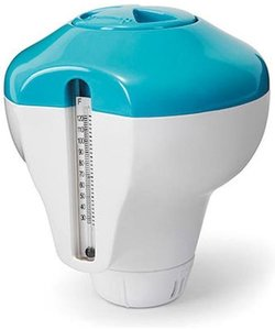 Intex - 2-In-1 - Dispenser en Thermometer