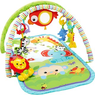 Fisher-Price 3-in-1 Muzikale Gym - Speelkleed