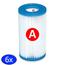 Intex  Intex Zwembad Filtercartridge Type A 29000/59900 - 6 stuks