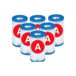 Intex Filtercartridge Type A - 6 stuks per doos
