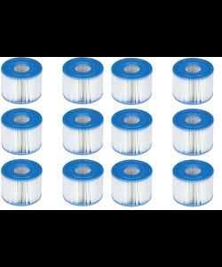 Intex Voordeelpack - Filter S1 12 stuks (6 x 2 pack)