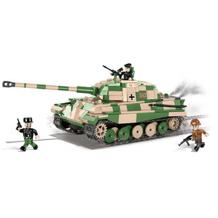 Cobi Historical Collection König Tiger II SD.KFZ.182 Tank - 2480A