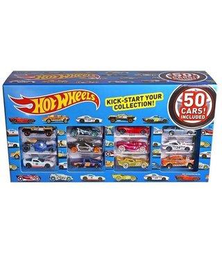 Hot Wheels Cadeauset 50 met Auto's