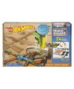 Hot Wheels Trackbuilder Stuntset - Racebaan