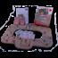 Keezbord  Keezbord 4-6 Personen Hout en Tokkenspel - Keezen bordspel