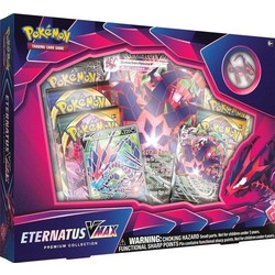 Pokémon TCG Eternatus VMAX Premium Collection