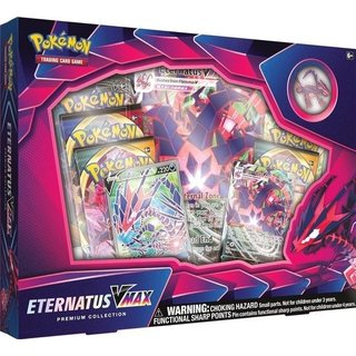 Pokémon TCG Eternatus VMAX Premium Collection