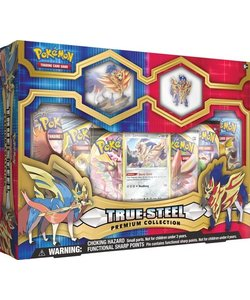 Pokémon True Steel Premium Figure & Pin Collection
