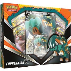 Pokémon Copperajah V Box
