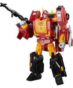Transformers Generations Primes Leader Rodimus Prime - Actiefiguur