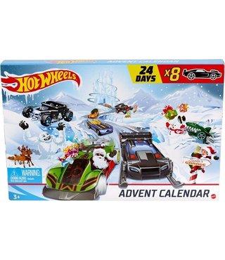 Hot Wheels Advent Kalender
