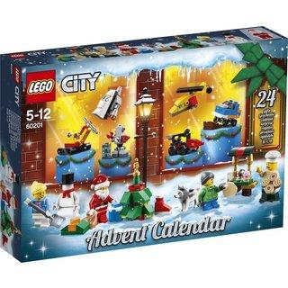 LEGO City Adventskalender 2018 - 60201