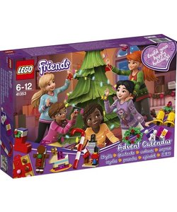 LEGO Friends Adventskalender 2018 - 41353