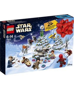 LEGO Star Wars Adventskalender 2018 - 75213