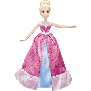 Disney Princess Assepoester 2-in-1 jurk - Pop