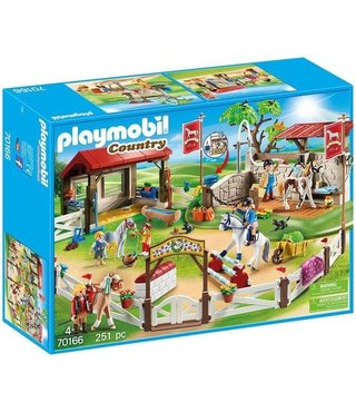 Playmobil Country 70166 Manege Ponyhof