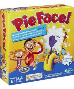 Pie Face - Gezelschapsspel Taart in je gezicht