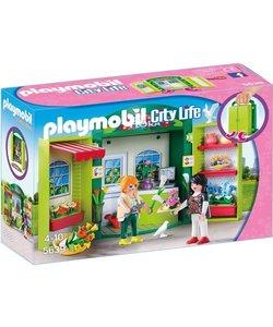 PLAYMOBIL Speelbox Bloemenwinkel - 5639