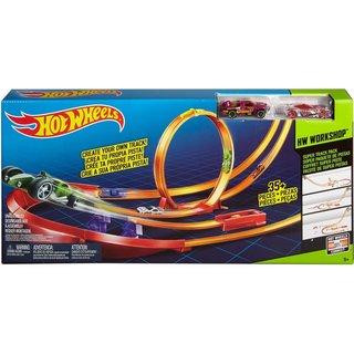 Hot Wheels Super Track Pack - Racebaan