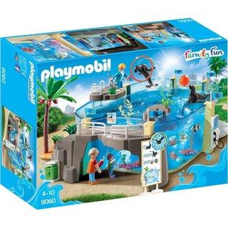 PLAYMOBIL Zee aquarium - 9060