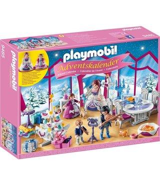 PLAYMOBIL Adventskalender Kerstfeest in salon - 9485