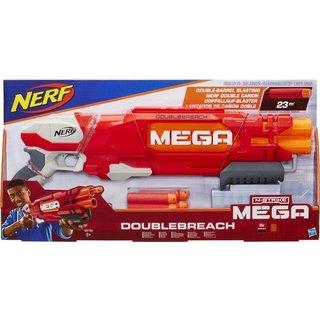 NERF N-Strike Mega Doublebreach - Blaster