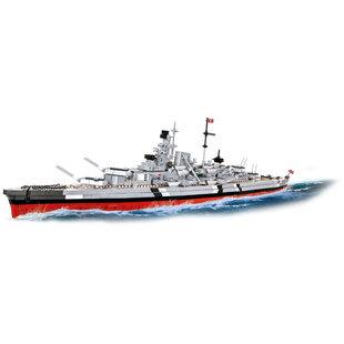 Slagschip de Bismarck - Cobi 4819