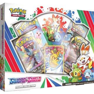 Pokémon Sword & Shield Figure Collection